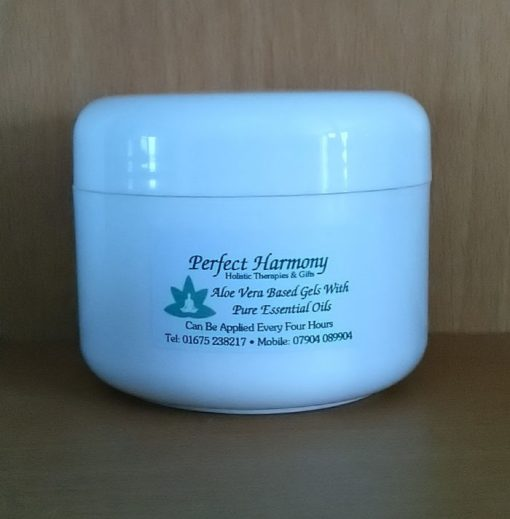 Aloe Vera Based Gel with Pure Essential Oils